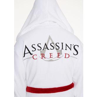 Bade-mantil Assasins Creed - White Logo, NNM