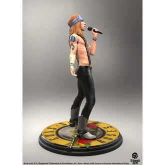 Figurica Guns N' Roses - Axl Rose - Rock Iconz - KNUCKLEBONZ, KNUCKLEBONZ, Guns N' Roses