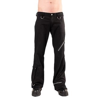 hlače BLACK PISTOL - Punky Denimice Denim Black, BLACK PISTOL