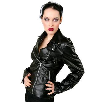 jakna ženska (nož na sklapanje) BLACK PISTOL - Biker Jakna Nebo Crno, BLACK PISTOL