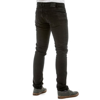 Muške hlače (traperice) NUGGET - Barker - 1/7/38, B - Crne, NUGGET