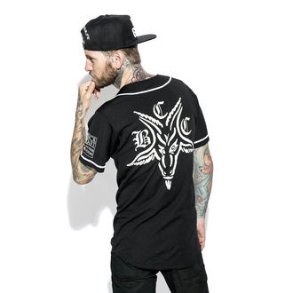 Košulja (unisex) BLACK CRAFT - Team Satan Baseball Jersey, BLACK CRAFT