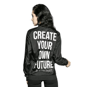 Jakna proljeće/jesen unisex - Create Your Own Future - BLACK CRAFT, BLACK CRAFT