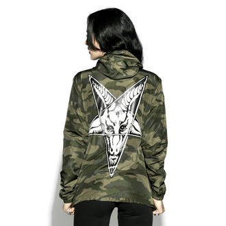 bunda (unisex) BLACK CRAFT - Baphomet - Camo, BLACK CRAFT