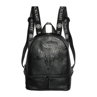 Ruksak BLACK CRAFT - Goat Embossed, BLACK CRAFT
