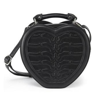 Ručna torba KILLSTAR - Black Heartz - Black, KILLSTAR