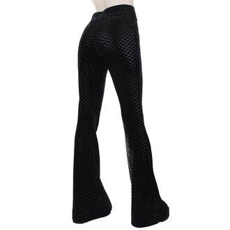Ženske hlače (tajice) KILLSTAR - Black Sea - CRNA, KILLSTAR