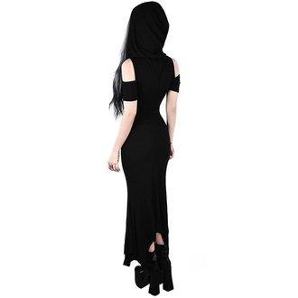 Ženska haljina KILLSTAR - Blazing Maxi - BLACK, KILLSTAR