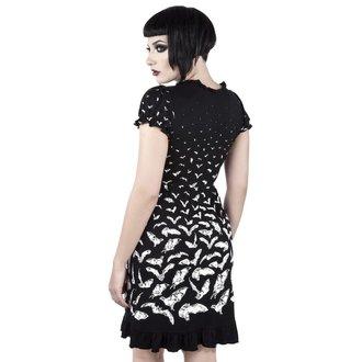 Ženska haljina KILLSTAR - BLOODSUCKERS BABYDOLL - BLACK, KILLSTAR