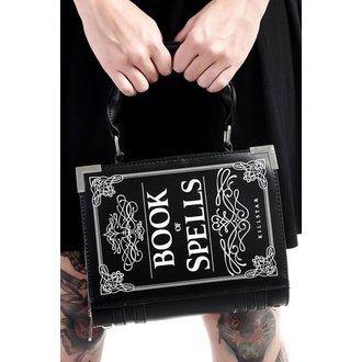 Torbica preko ramena KILLSTAR - Book of Spells - Black, KILLSTAR