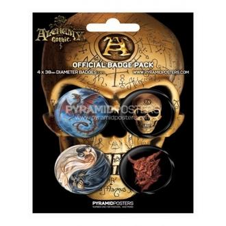 Bedževi - Alchemy - BP80082 - Pyramid Plakati