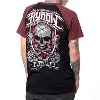 Muška majica hardcore - BORN DEAD - HYRAW, HYRAW