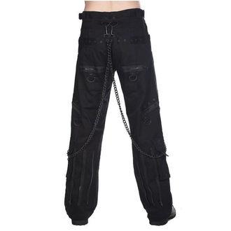 Muške hlače Black Pistol - Crne, BLACK PISTOL