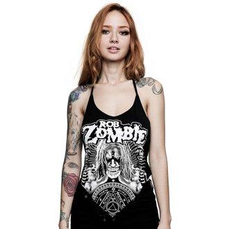 Ženski top KILLSTAR - Rob Zombie - Channel X Rocker - CRNE, KILLSTAR, Rob Zombie