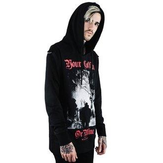 Majica s kapuljačom unisex - Coffin - KILLSTAR, KILLSTAR