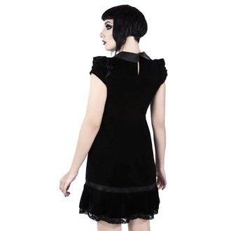 Ženska haljina KILLSTAR - CREEPED OUT BABYDOLL - BLACK, KILLSTAR