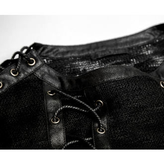 Muški džemper (dugi rukavi) PUNK RAVE - Faust - T-474 BK