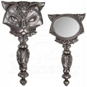 Ogledalo (Ukras) ALCHEMY GOTHIC - Cat, ALCHEMY GOTHIC