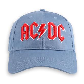 Kapa AC / DC - Red Logo - ROCK OFF, ROCK OFF, AC-DC