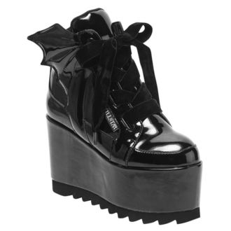Ženske čizme s platformom- Dead 4Ever - KILLSTAR, KILLSTAR