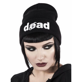 Kapa KILLSTAR - Dead - Black, KILLSTAR