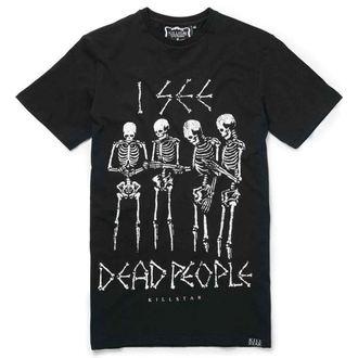 Muška majica KILLSTAR - Degeneration - Black, KILLSTAR
