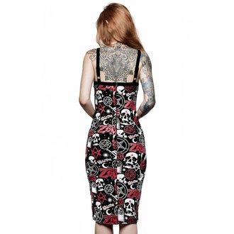 Ženska haljina KILLSTAR - Rob Zombie - Demon - CRNA, KILLSTAR, Rob Zombie