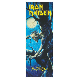 Zastava Iron Maiden - Fear of the Dark, HEART ROCK, Iron Maiden