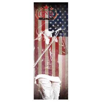 Zastava Guns N' Roses - Axel Standing, HEART ROCK, Guns N' Roses