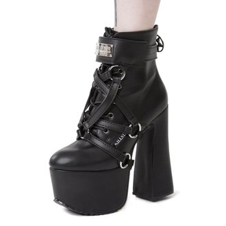 Remen za obuću KILLSTAR - DIABLO SHOE HARNESS - CRNI, KILLSTAR