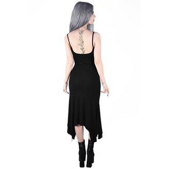 Ženska haljina KILLSTAR - Diabolica - BLACK, KILLSTAR