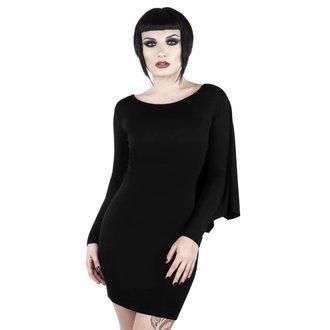 Ženska haljina KILLSTAR - DRACUL MINI - BLACK, KILLSTAR