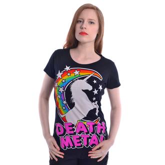 Ženska majica - DEATH METAL - CUPCAKE CULT, CUPCAKE CULT