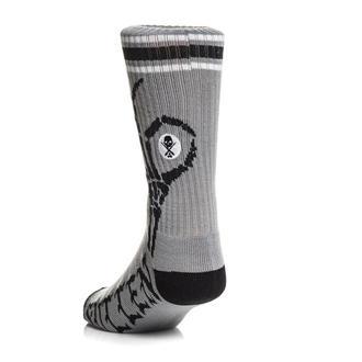 Čarape SULLEN - OKAY BONES - SIVA, SULLEN