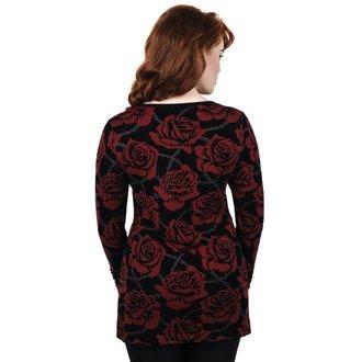 Ženski džemper KILLSTAR - EDEN - CRNI, KILLSTAR
