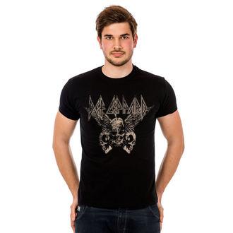 Muška metal majica Def Leppard - Flying Skulls - HYBRIS, HYBRIS, Def Leppard