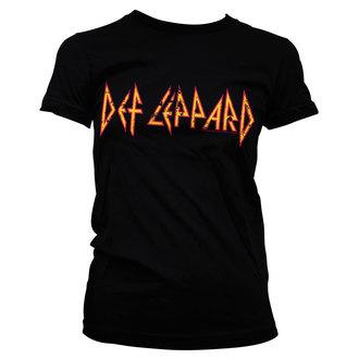 Ženska metal majica Def Leppard - Distressed - HYBRIS, HYBRIS, Def Leppard