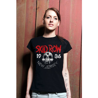 Ženska metal majica Skid Row - New Jersey - HYBRIS, HYBRIS