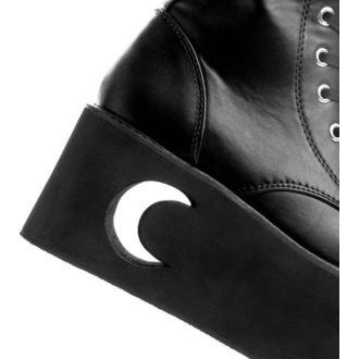 Ženske wedge čizme - ETERNAL ECLIPSE - KILLSTAR