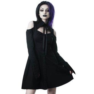 Ženska košulja haljina KILLSTAR - Exorcista - BLACK, KILLSTAR