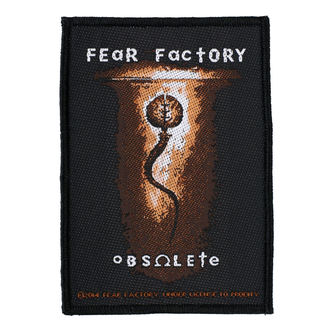 Zakrpa FEAR FACTORY - OBSOLETE - RAZAMATAZ, RAZAMATAZ, Fear Factory