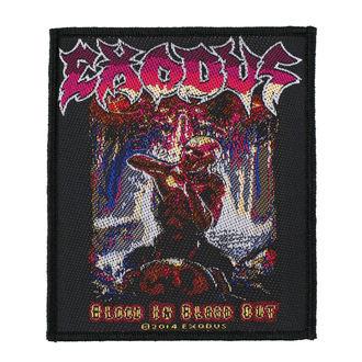 Zakrpa EXODUS - BLOOD IN BLOOD OUT - RAZAMATAZ, RAZAMATAZ, Exodus