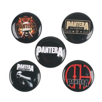 Bedževi Pantera - 101 Proof - RAZAMATAZ, RAZAMATAZ, Pantera