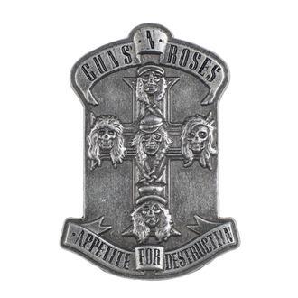 Bedž Guns N' Roses - Appetite - RAZAMATAZ, RAZAMATAZ, Guns N' Roses