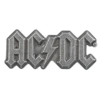 Bedž AC / DC - Metal Logo - RAZAMATAZ, RAZAMATAZ, AC-DC