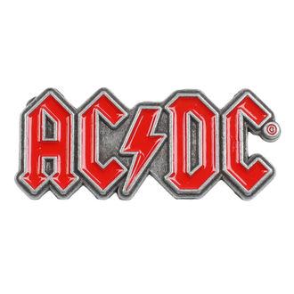 Bedž AC / DC - Red Logo - RAZAMATAZ, RAZAMATAZ, AC-DC