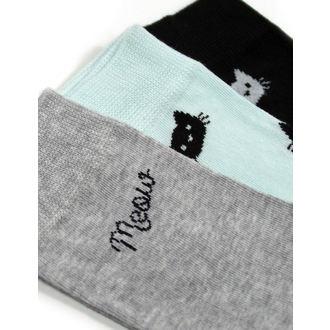 Set čarapa (3 para) FEARLESS - WEIRD Girl, FEARLESS