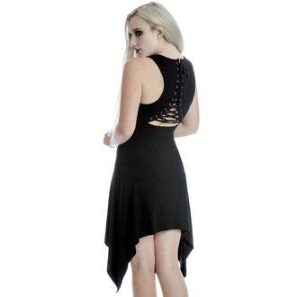 Ženska haljina (tunika) KILLSTAR - Fly - CRNA, KILLSTAR