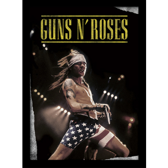 Uramljen poster Guns N' Roses - (&&string0&&) - PYRAMID POSTERS, PYRAMID POSTERS, Guns N' Roses