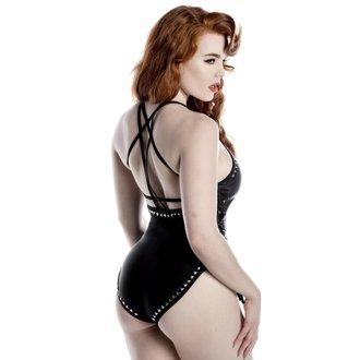 Ženski kupaći kostim KILLSTAR - Fright Night - Crni, KILLSTAR